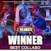 Wizkid And Tiwa savage Wins Headies Award 👏