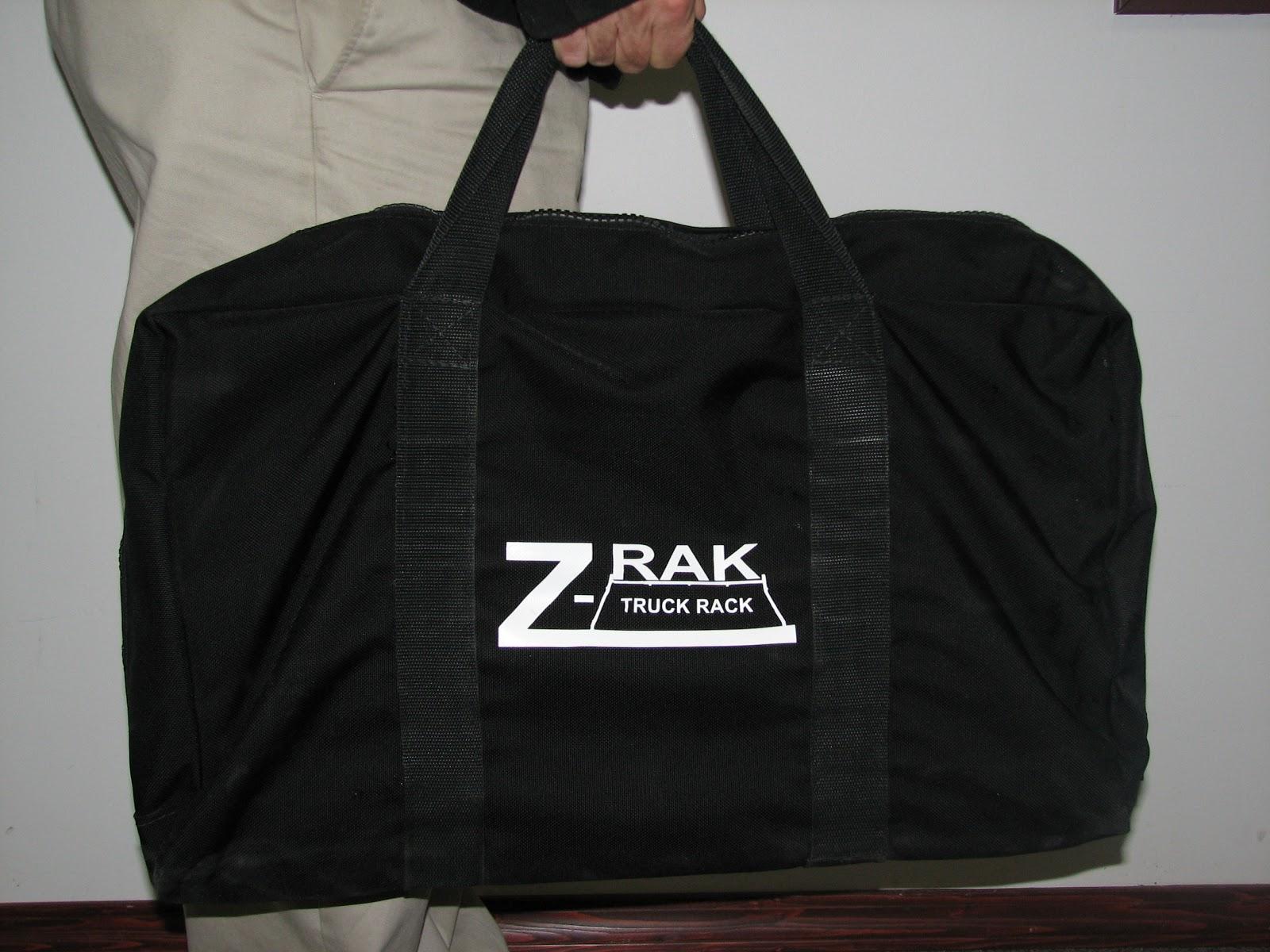 Z-RAK TRUCK RACK
