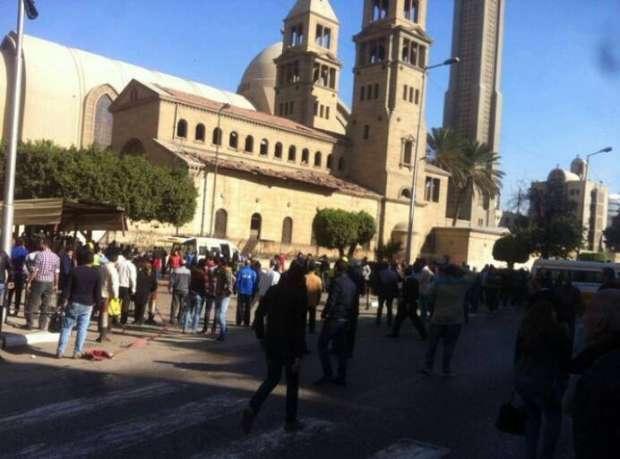 قائمة اسماء 26 شهيدا وجميع المصابين فى حادث انفجار الكاتدرائية بالعباسية صباح اليوم