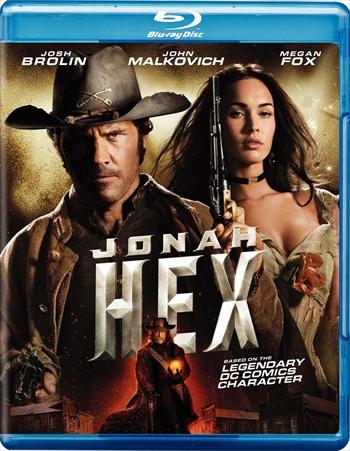 Jonah Hex 2010 Dual Audio Hindi 480p BluRay 250MB