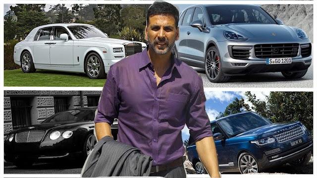 Akshay Kumar Cars