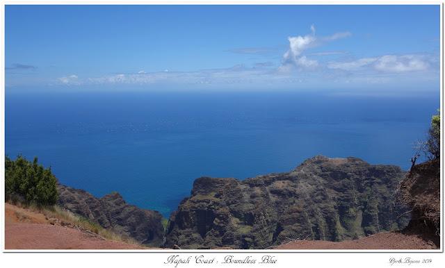 Nāpali Coast: Boundless Blue