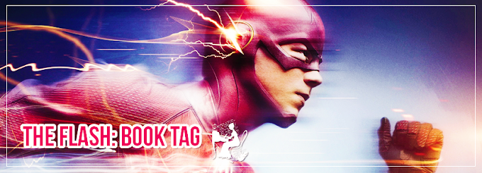 The Flash Book Tag