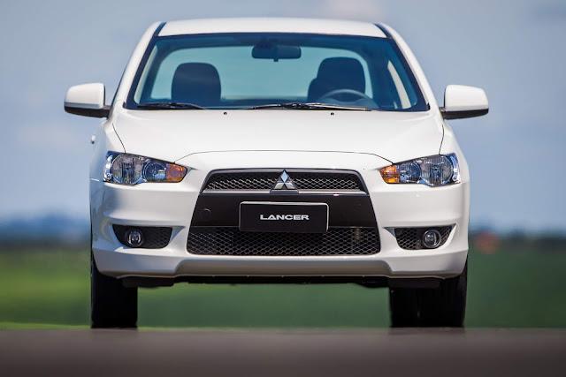 Mitsubishi Lancer 2018 HL-T Branco