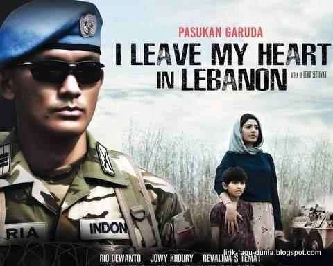 Film I Leave My Heart In Lebanon