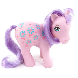 My Little Pony Mommy Bright Bouquet Year Seven Loving Family Ponies G1 Pony