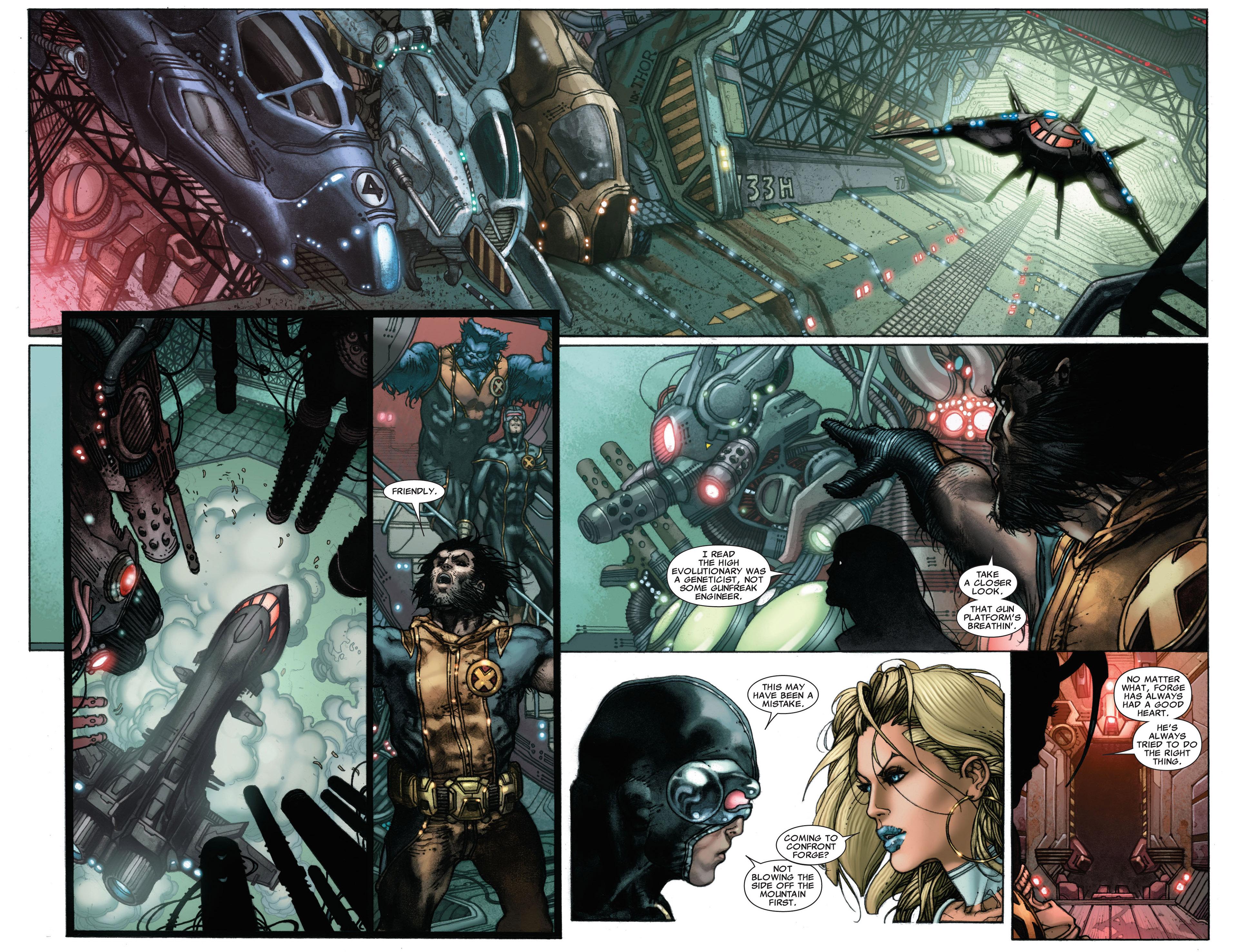 Read online Astonishing X-Men (2004) comic -  Issue #29 - 21