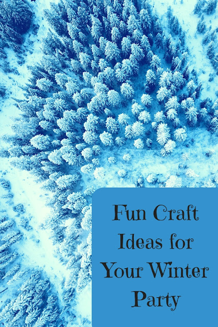 Fun Crafts for Your Winter Party