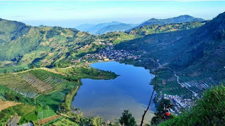 Tempat Wisata Wonosobo - Telaga Cebong