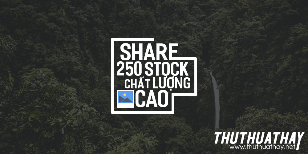 Share 250 stock chất lượng cao