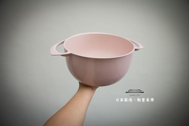 【人妻團購】日本進口UNILLOY輕量鑄鐵鍋(輕柔優雅的鍋)附有影片
