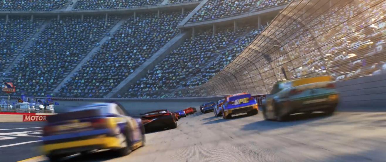 Cars 3: Jack DePost
