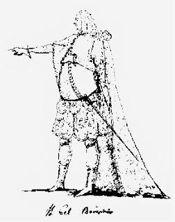 Italian tenor Francesco Borosini