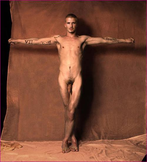 David Beckham Penis Size 100