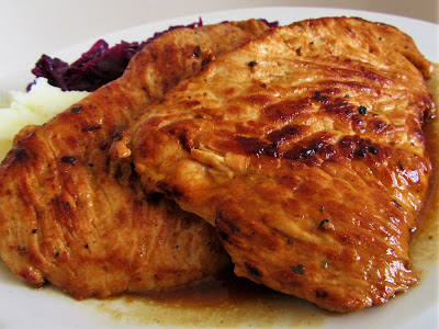 Marinirani pureći odresci / Marinated turkey fillets