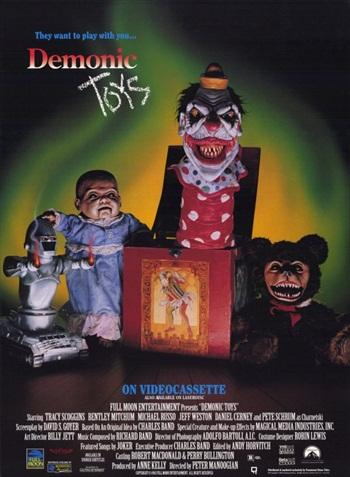 Free Download Demonic Toys Personal Demons 2010 Dual Audio Hindi   280MB