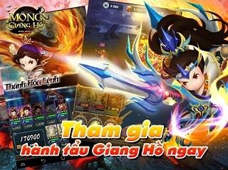 Tải game Mộng Giang Hồ 2017 Miễn Phí Mới Nhất-Game Kiếm hiệp miễn phí