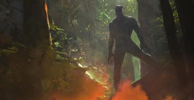 Chadwick Boseman protagoniza Black Panther