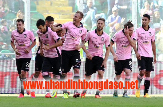 Virtus Entella vs Palermo www.nhandinhbongdaso.net