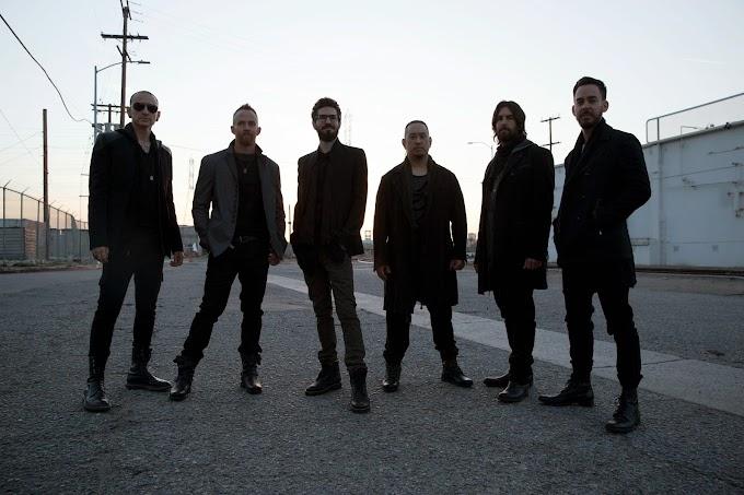 Değişimin Adı : Linkin Park  - The Hunting Party