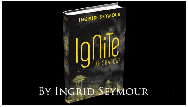 Trailer Reveal: Ignite the Shadows by Ingrid Seymour- plus giveaway!