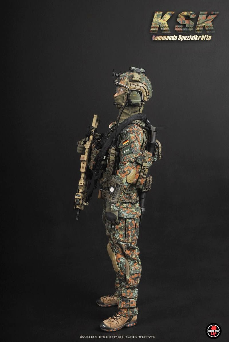 kommando spezialkrafte soldier - photo #8