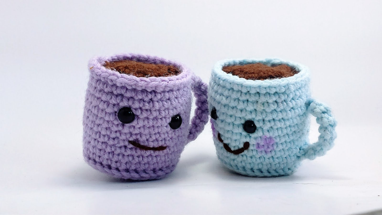 Häkelblog Täglich Neue Anleitungen Kaffeetassen Häkelanleitung