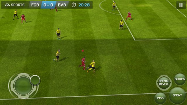 Download FIFA 14 Android Gameplay