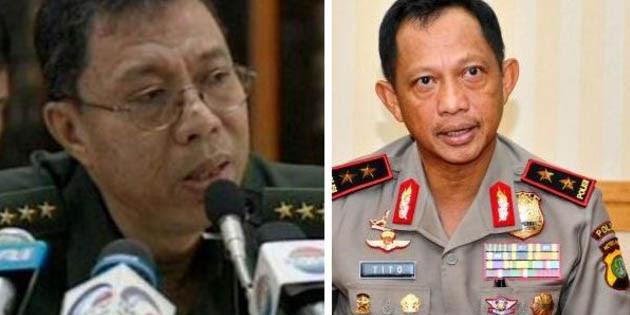 Sebut Ulama Menggangu Negara, Letjen Syarwan Hamid: Jokowi Harus Minta Maaf
