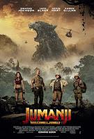 Jumanji: Welcome to the Jungle Movie Poster 5