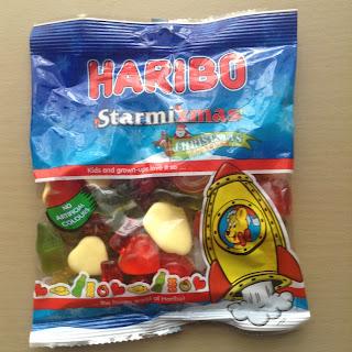haribo starmixmas christmas flavours