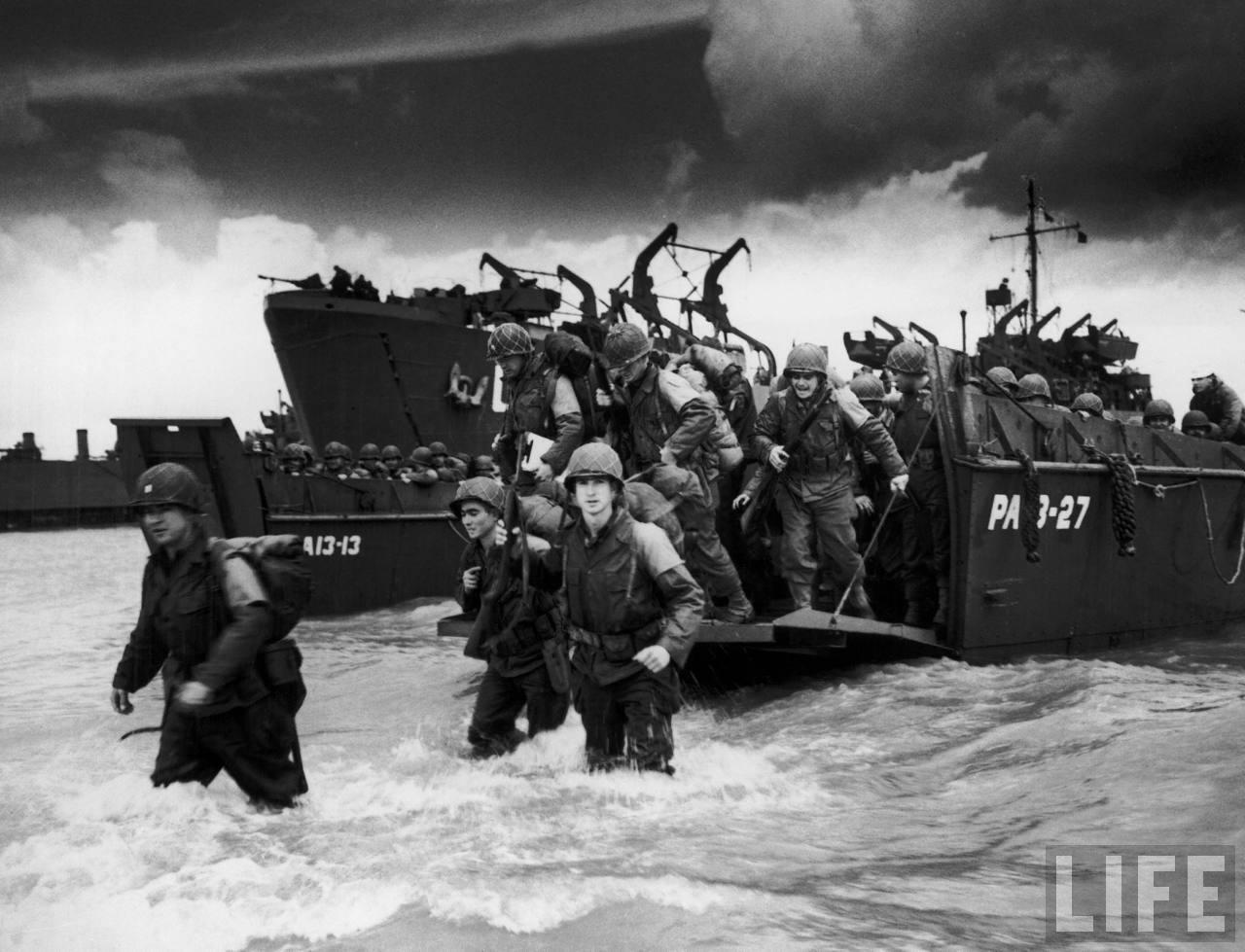 June 6 D Day Invasion Rivet Head