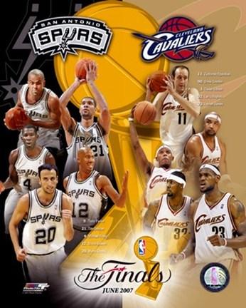 4a45f0d1 DAR Sports: 2007 NBA Finals- Spurs vs Cavs - DefineARevolution.com