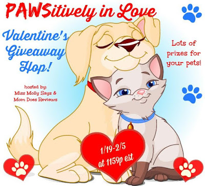 Giveaway: PAWSitively in Love with The French Dog #PawsinLove