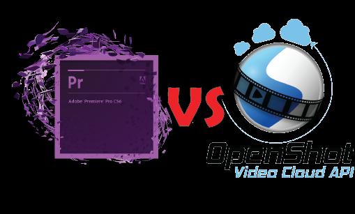 Adobe Premier Pro VS Open Shot