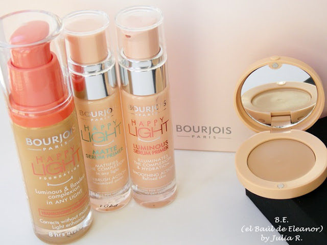 Happy Ligth Bourjois
