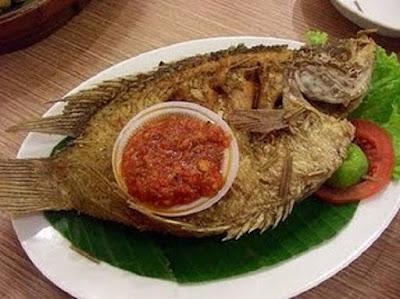 Resep Membuat Ikan Gurame Goreng Kering Renyah Dan Gurih