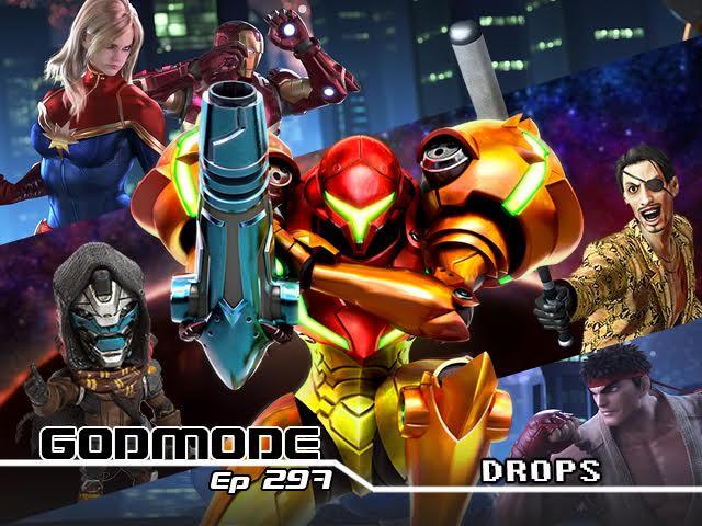 GODMODE 297 - DROPS