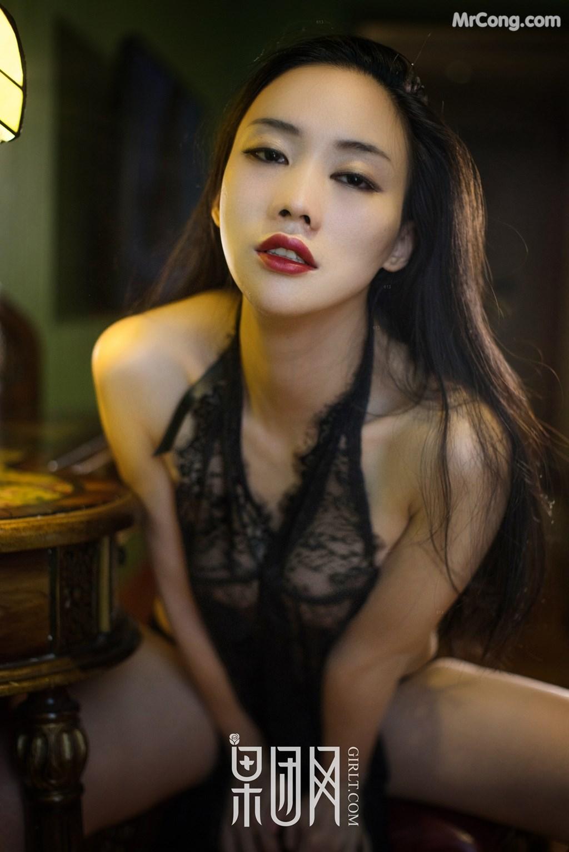 Image GIRLT-No.071-EMILY-MrCong.com-051 in post GIRLT No.071: Người mẫu EMILY (54 ảnh)