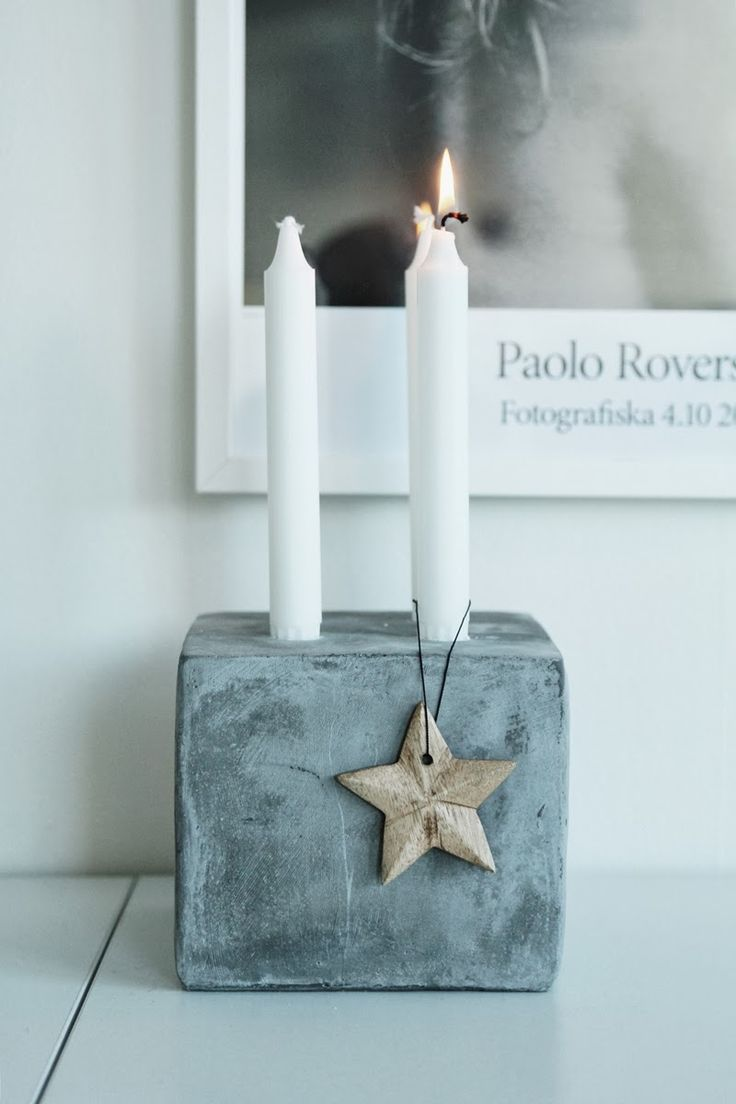20 Diy Concrete Projects For Home Decor