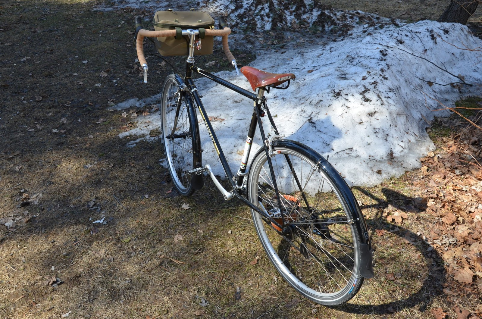 1974 Peugeot UO-8, Rideable | Venerable Bicycle