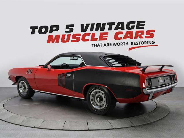 easiest vintage cars to restore