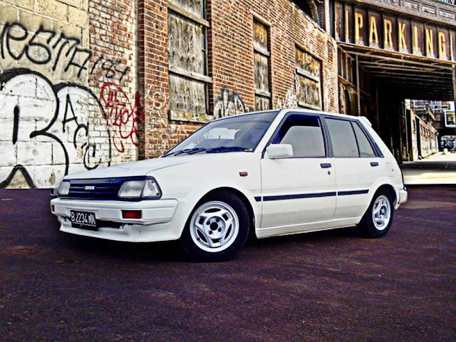 Toyota Starlet 70 Series (1984 -1989)