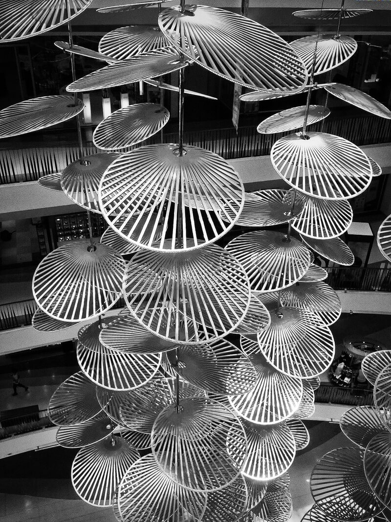 B and W mall Chiang Mai