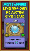 Melt - Wizard101 Card-Giving Jewel Guide