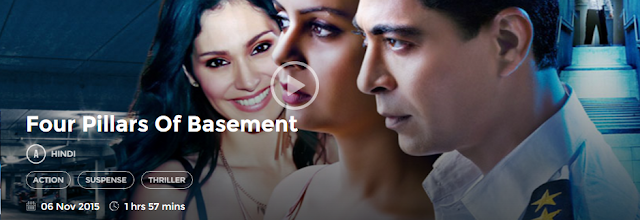 Four Pillars Of Basement (2015) Hindi Full Movie 300mb HD