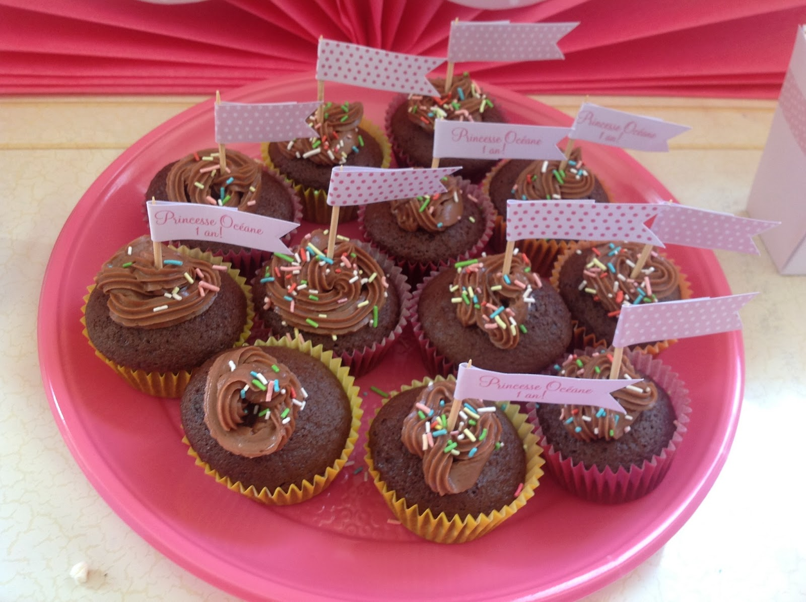 cake chocolat vermicelle