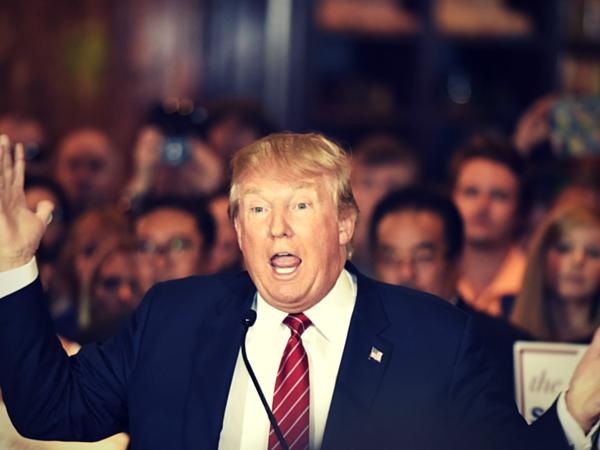estilo de liderazgo de Donald Trump