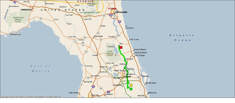 Lake City Florida Map.Crescent City Florida Photos Maps News Traveltempters