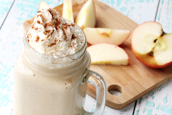 Gluten Free Apple Pie Smoothie